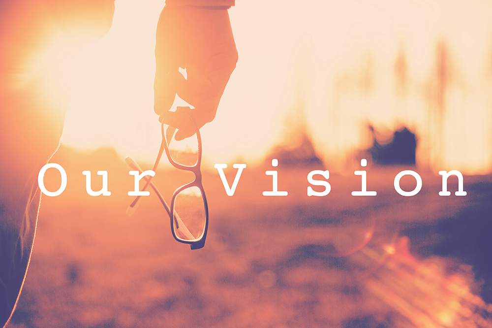 Our Vision page Meditate Now