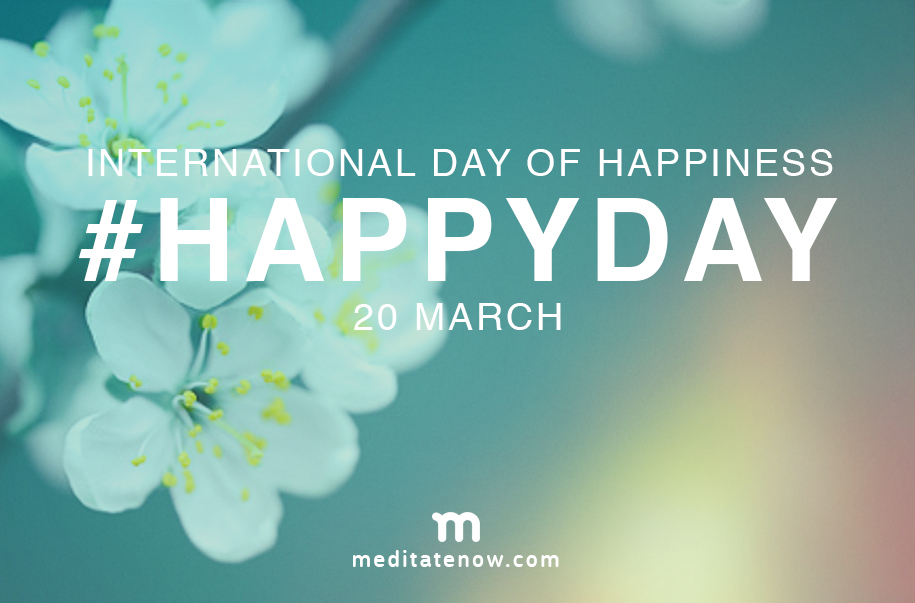 Meditate for Happiness