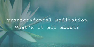 Transcendental Meditation Meditate Now TM