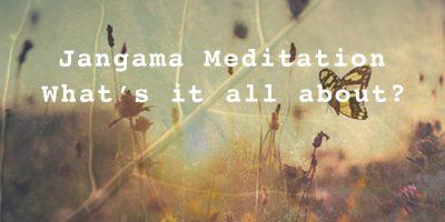 Jangama Meditation Meditate Now